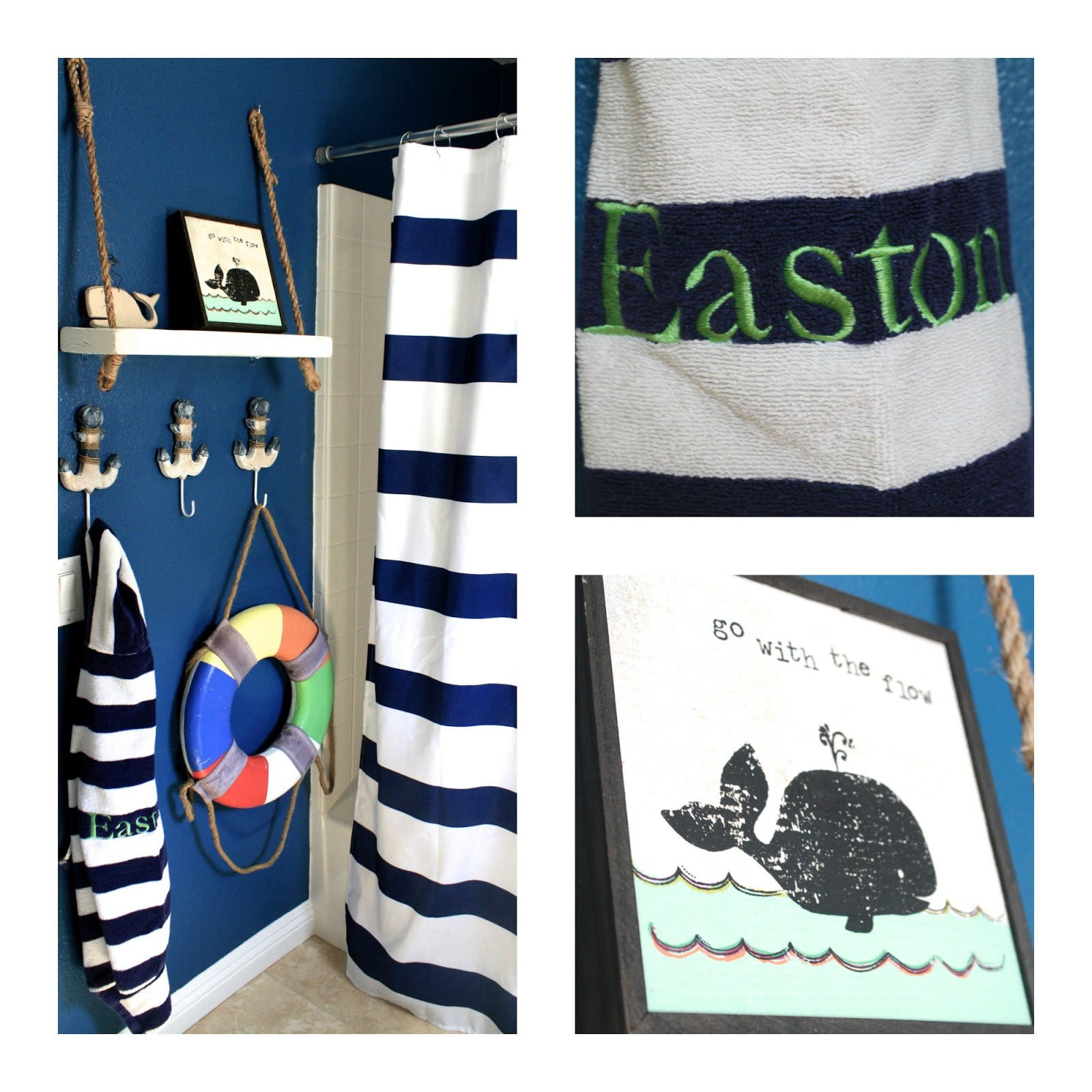 Sailor Themed Bathroom: Things To Be Stroud Of: Ahoy, Nautical Bathroom Remodel