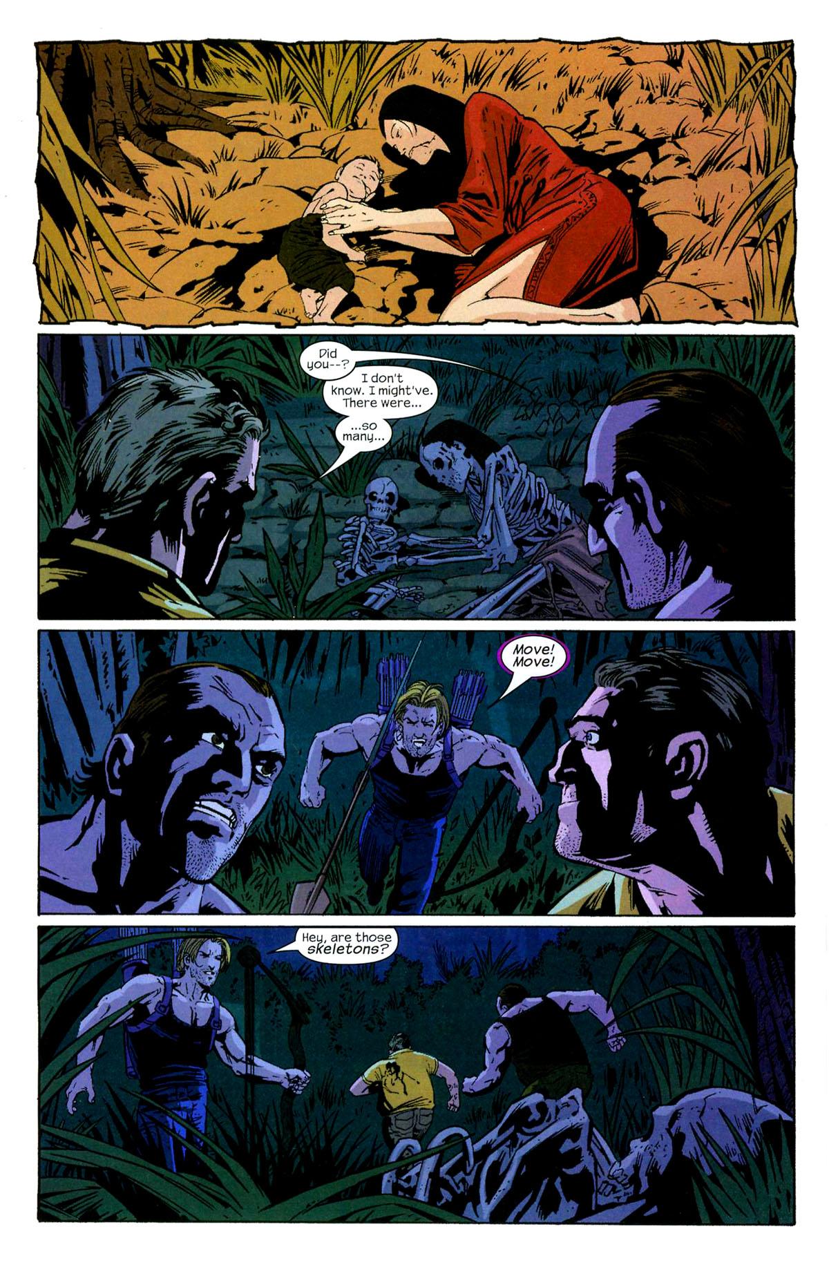 Hawkeye (2003) Issue #5 #5 - English 13
