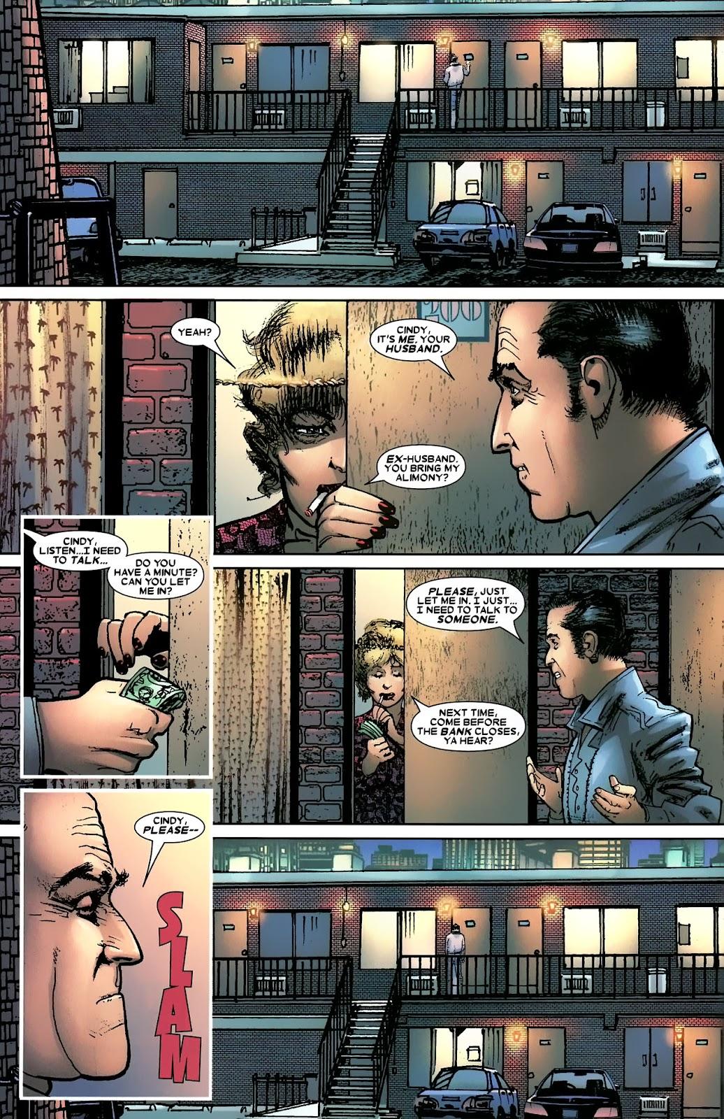 Read online Wolverine (2003) comic -  Issue #56 - 13