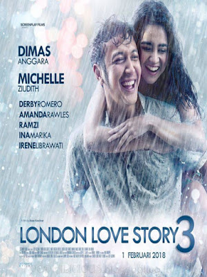 Sinopsis film London Love Story 3 (2018)