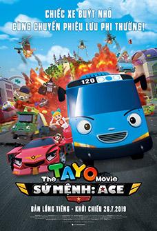 Xem Phim Tayo: Sứ Mệnh Ace - The Tayo Movie: Mission Ace