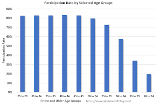 Participation Rate Prime and Older