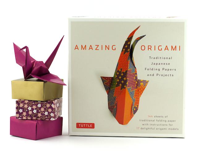1,000 Cranes Origami Kit | Paper Source | 488x650
