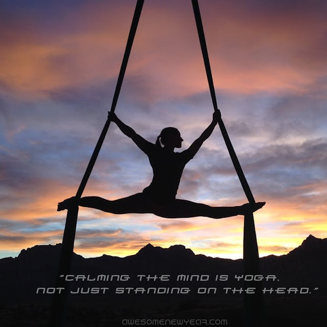 International Yoga Day Quotes With Images