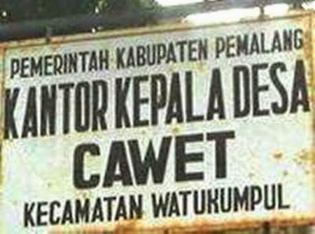 Desa Cawet