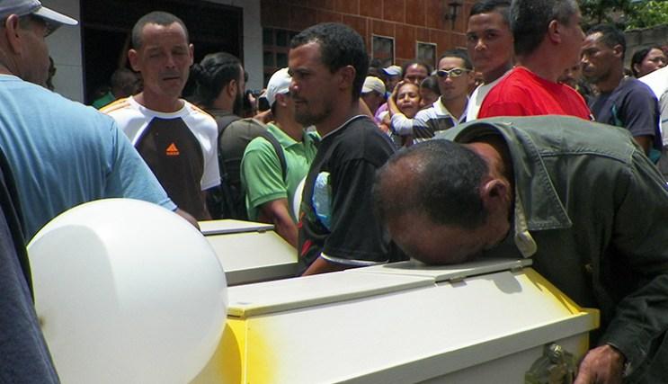Madre de los niños asesinados en El Valle se encontró cara a cara con el asesino