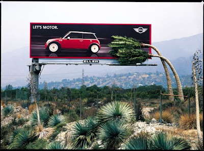 Clever and Creative MINI Cooper Advertisements (20) 9