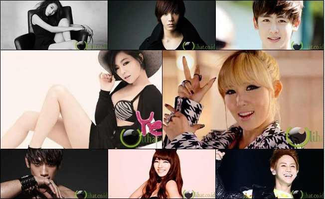 10 Fakta Tersembunyi dari Idola Korea