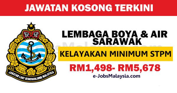 Lembaga Boya & Air Sarawak