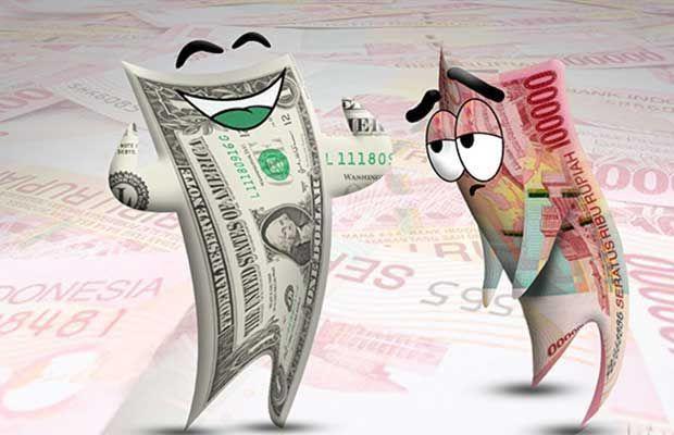 Rupiah Nyaris Rp14.000/USD, Ini Komentar Sri Mulyani hingga Gubernur BI