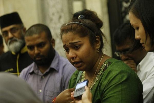 Deepa bersumpah anak-anaknya kekal beragama Hindu