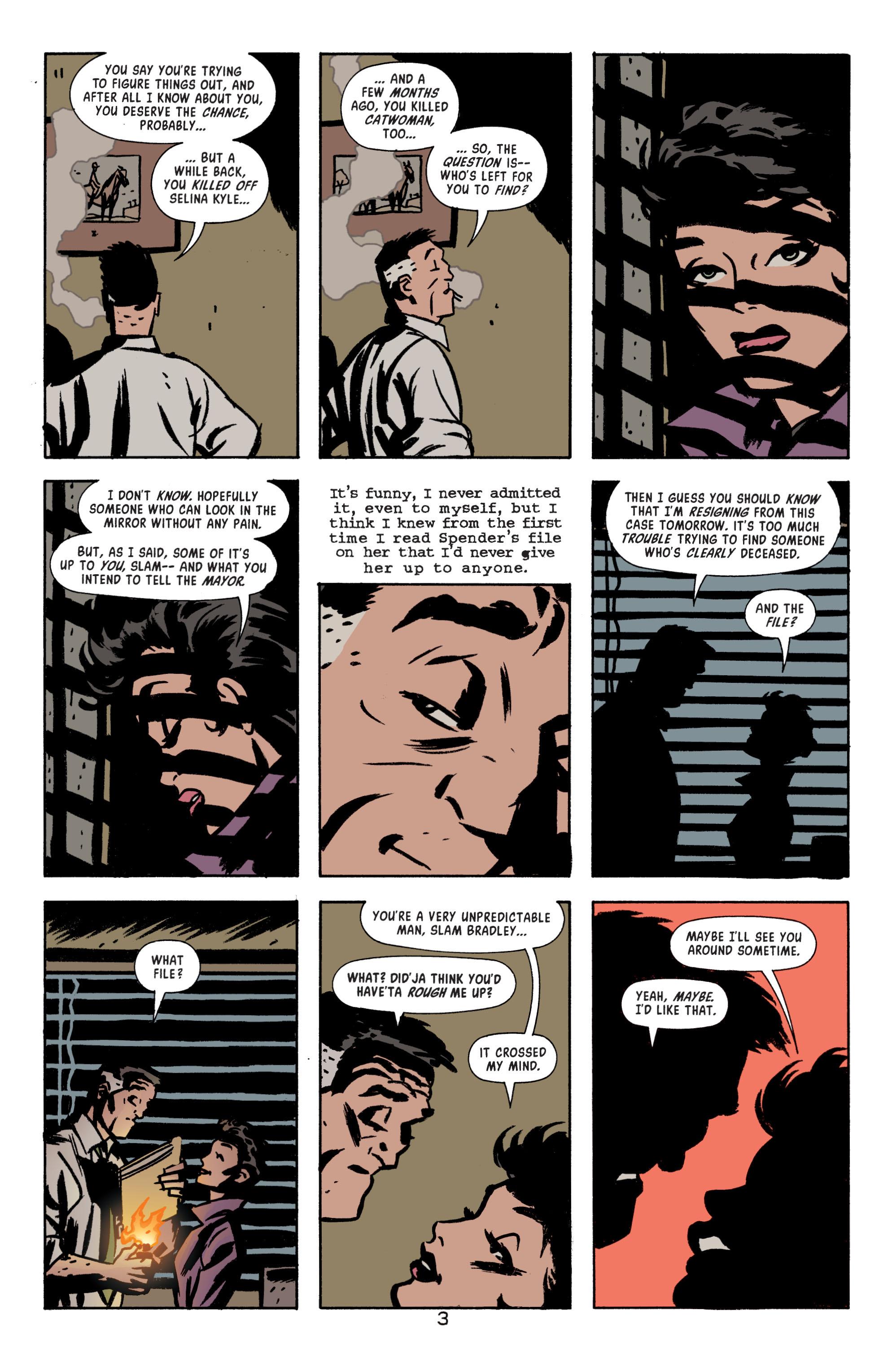 Detective Comics (1937) 762 Page 25