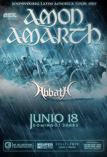 Amon Amarth Abbath