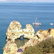 Lagos, Portugal - The most beautiful city, coast line and beaches in South Portugal.