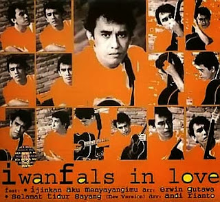 Iwan fals in love