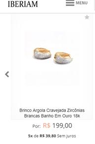 comprar semijoias online parcelamento