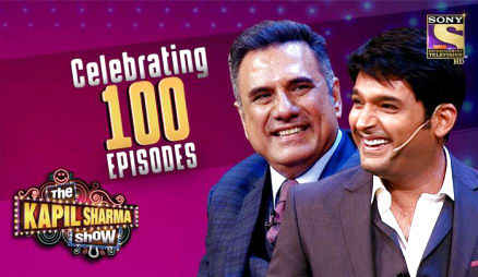 The Kapil Sharma Show Episode 100 - 23 April - 480p HDTVRip