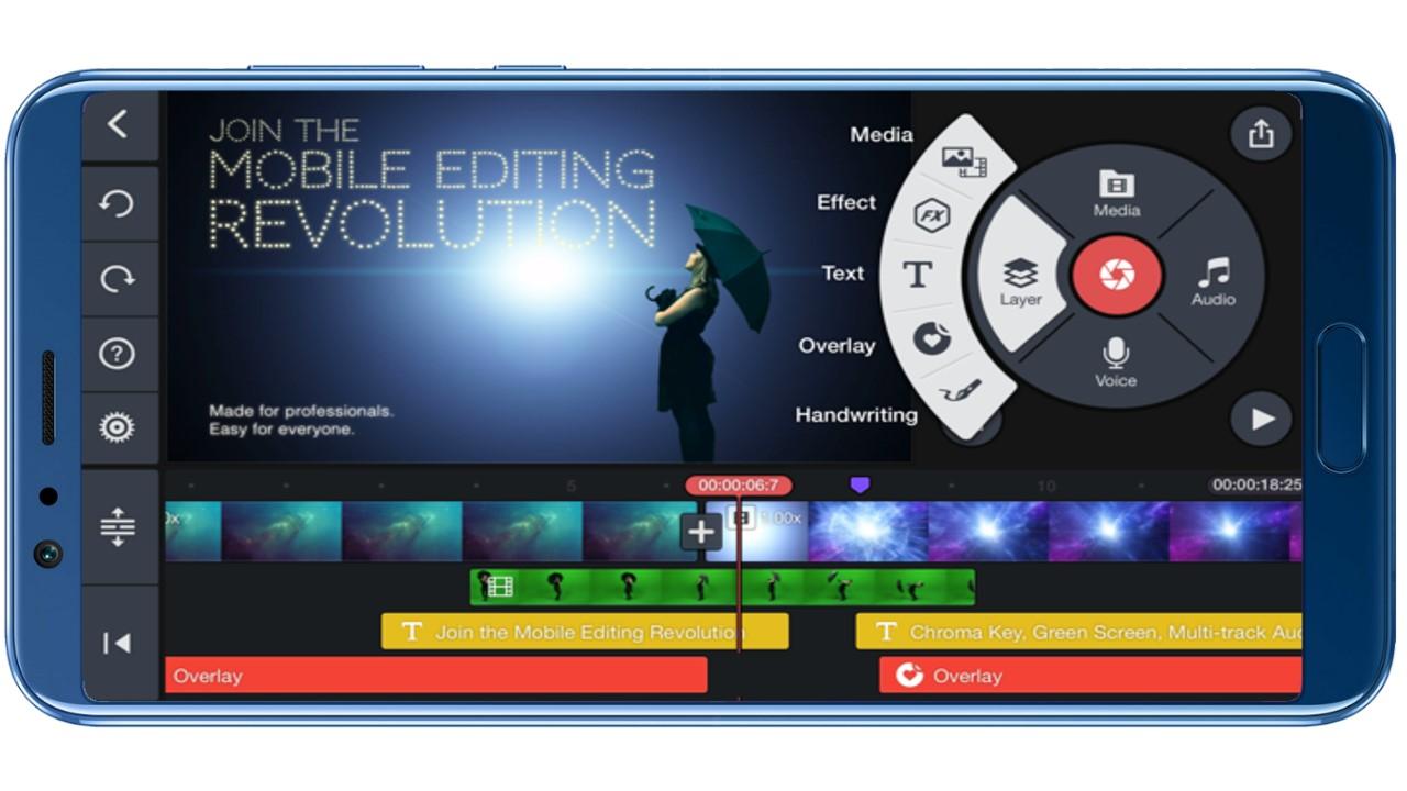 KineMaster – Pro Video Editor Download Free