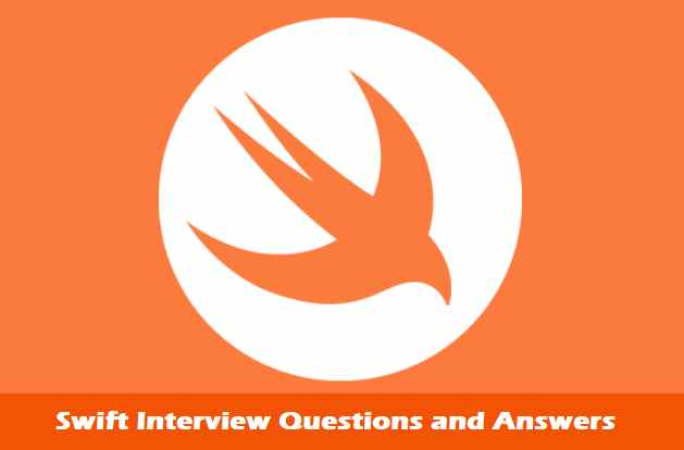 15 Best Swift Interview Questions and Answers - Angular