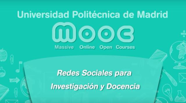 Formación en línea de la Universidad Politécnica de Madrid