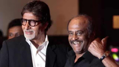 Amitabh Bachchan give special message on birthday of superstar Rajinikanth