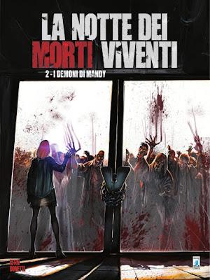La notte dei morti viventi #2: i demoni di Mandy