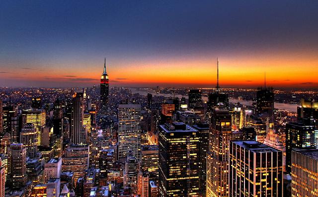 Alta temporada em Nova York