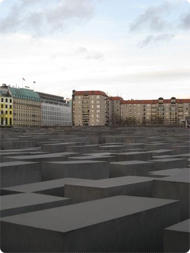 Juutalaisten Muistomerkki Berliini