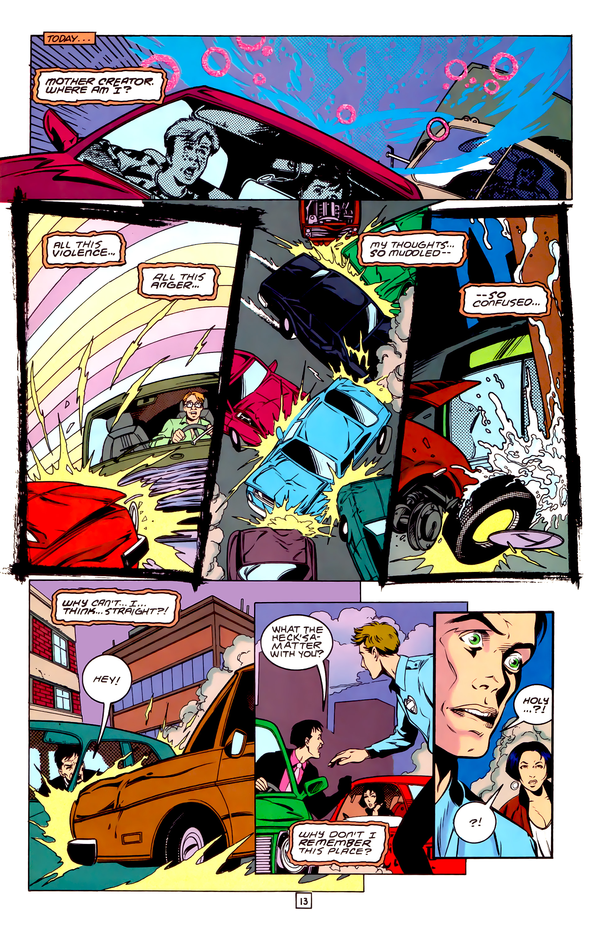 Legion of Super-Heroes (1989) _Annual_3 Page 13