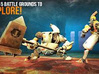 Clash Of Robots APK v2.6 Mod Money Terbaru Gratis