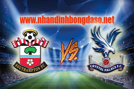 Nhận định bóng đá Southampton vs Crystal Palace, 01h45 ngày 06/04