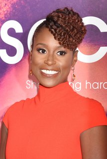 Issa Rae. Director of Insecure - Season 2