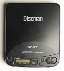 EL primer discman en 1983