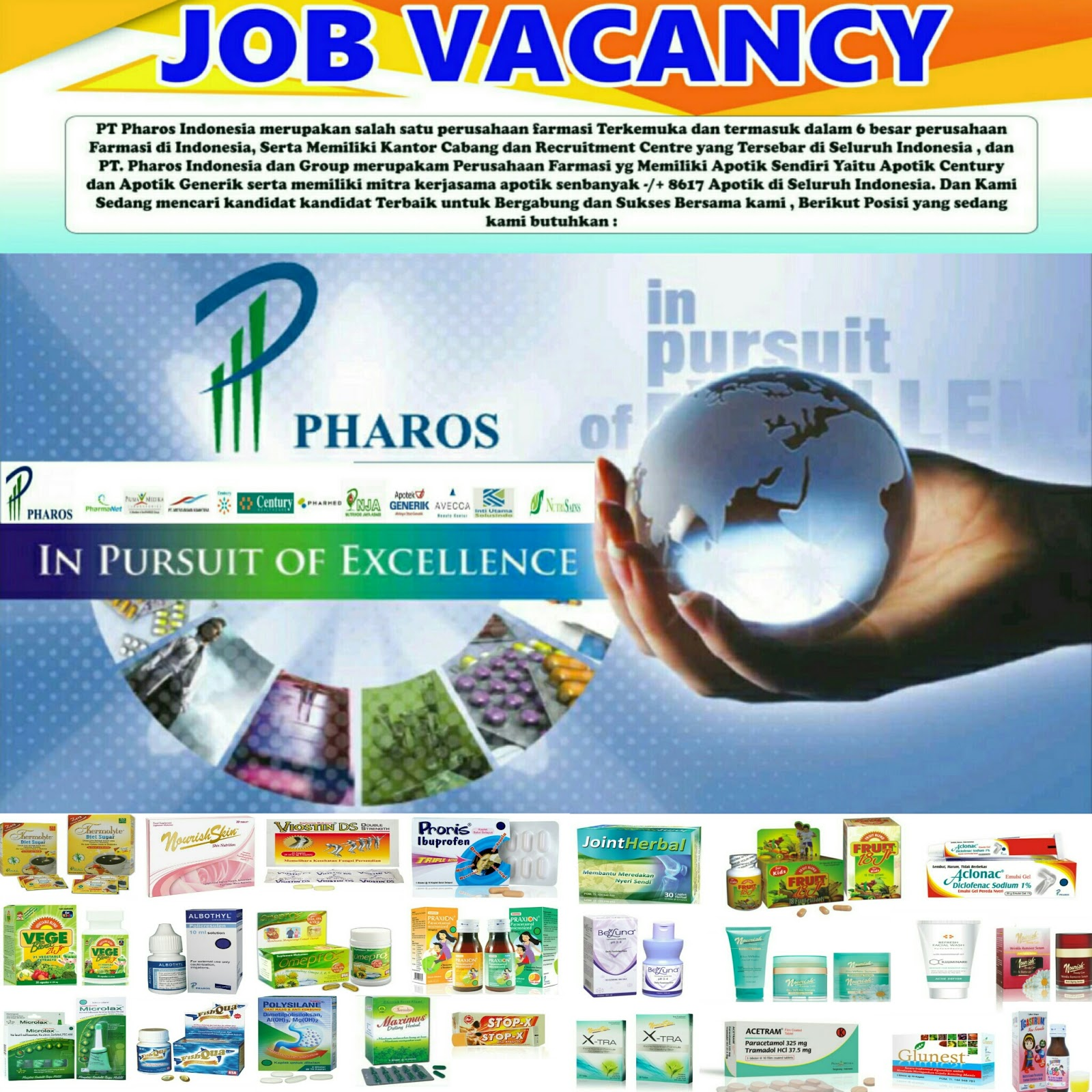 pt pharos group