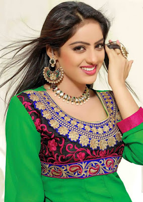 Deepika Singh HD Wallpaper in beautiful smile.
