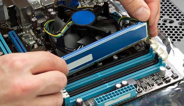 Pengertian RAM, Serta Jenis dan Fungsi RAM Pada Komputer