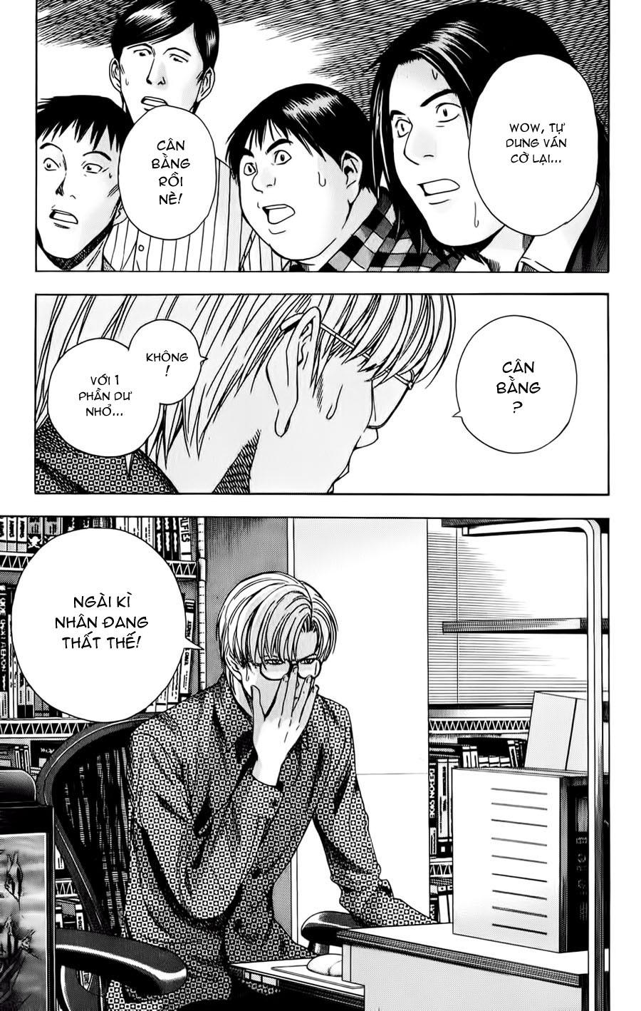 Hikaru No Go hikaru no go chap 115 trang 22