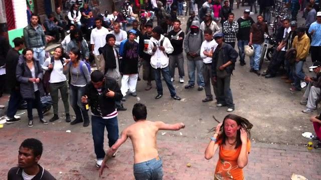 Ojo a los habitantes de la calle del Bronx