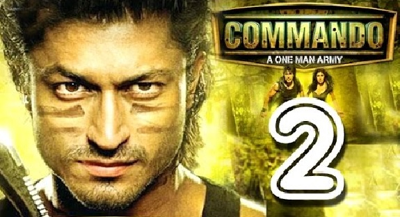 Commando 2 2017 Hindi Movie Watch Online Download HD