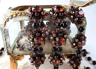 vintage style rhinestone jewelry bracelets bracelet