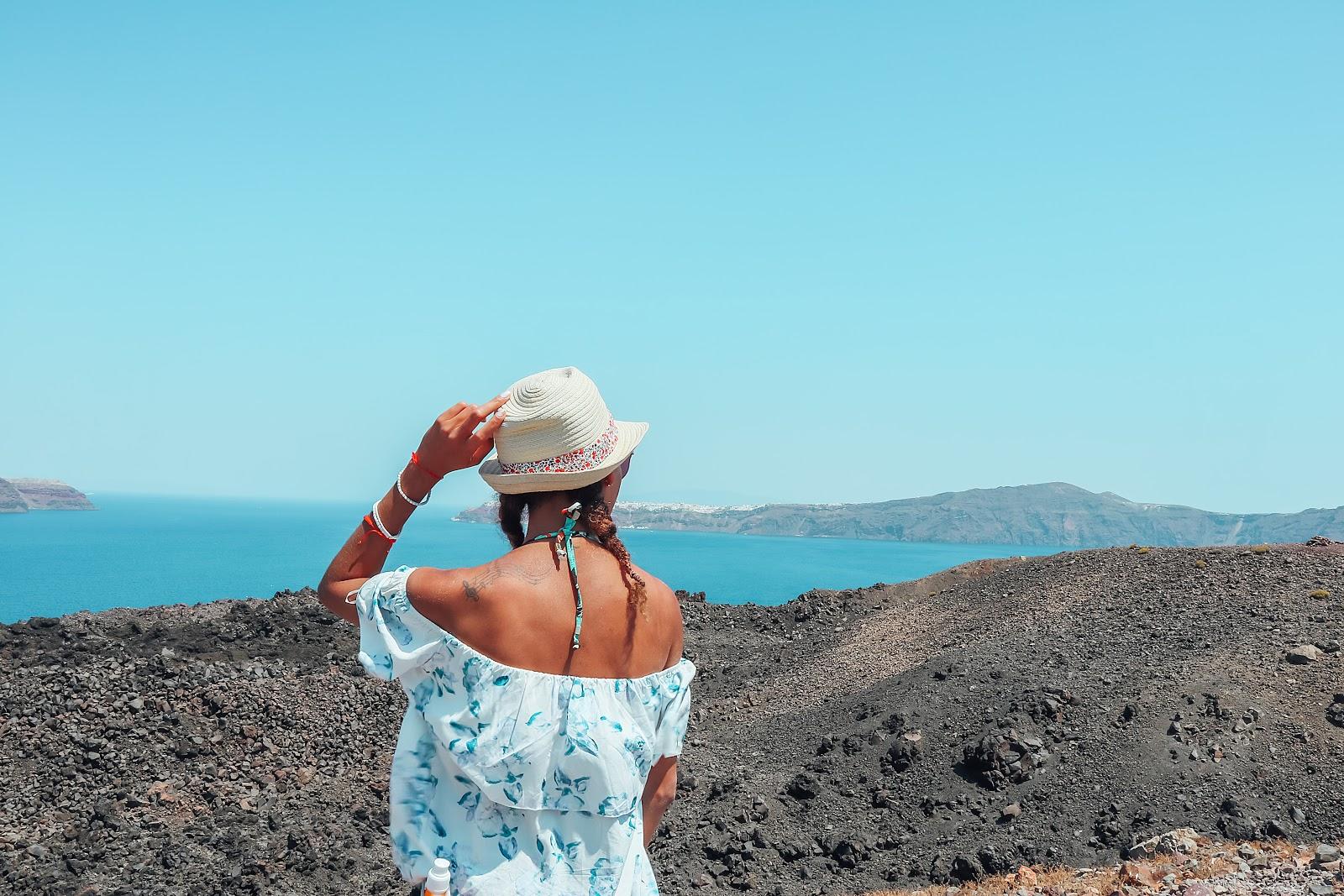 Santorini Volcanoes