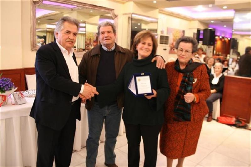 Χαλανδρίτσα: Η κοπή πίτας του Συλλόγου Προστασίας Υγείας-Περιβάλλοντος