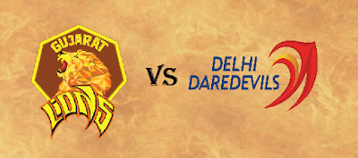 GL vs DD Head to Head IPL 2017 Match 50