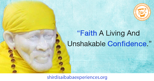 Shirdi Sai Baba Blessings - Experiences Part 2612