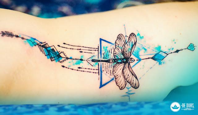 Tatuagens Aquarela