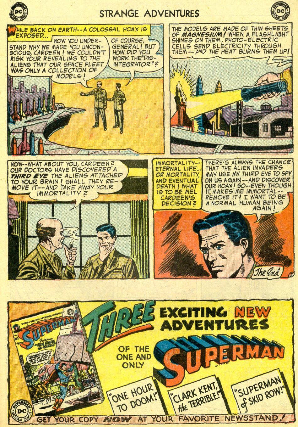 Strange Adventures (1950) issue 44 - Page 33