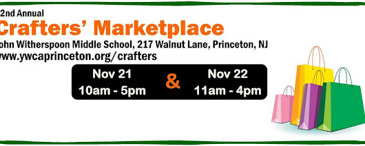 Crafters' Marketplace This Weekend!