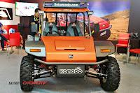 Mobil Nasional Komodo, Agung Ngurah Car