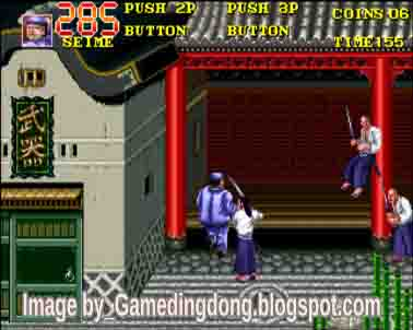 games ding dong Double Dragon 3