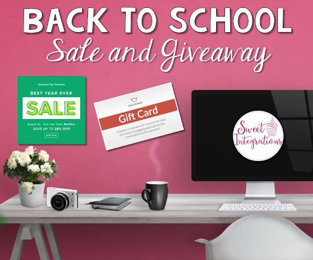 Make sure to take advantage of the Big Back to School sale!